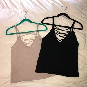 NEW—2 FOR 1, TANK TOPS